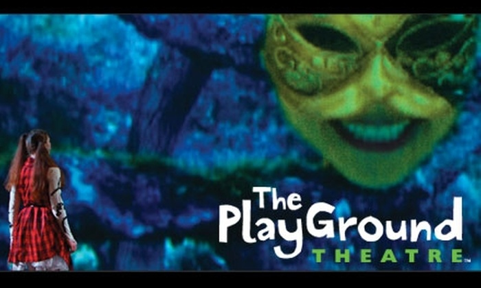 "The PlayGround Theatre - Miami Shores: $20 for Two Tickets to ""Alice's Adventures in Wonderland"" at The Playground Theatre ($40 Value)"