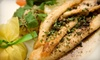 Harry's 240 - Beverly: $25 for $50 Worth of Upscale Fusion Cuisine at Harry's 240 in Beverly
