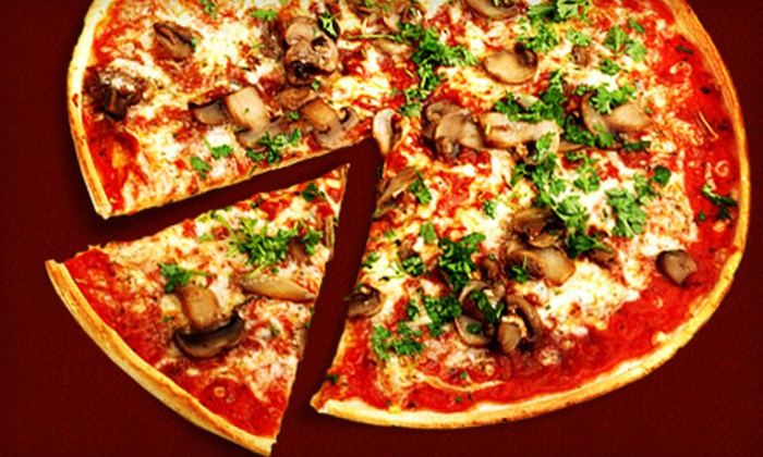Eddie Maroni's Pizzeria & Family Dining - Queen Creek Ranchos: $8 for $16 Worth of Pizza and Italian Fare at Eddie Maroni's Pizzeria & Family Dining in San Tan Valley