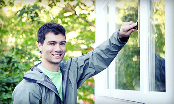 Green Grads Exterior Cleaning - Kitsilano: $49 for $100 Toward Gutter or Exterior Window Cleaning from Green Grads Exterior Cleaning
