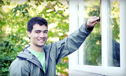 Good for $100 Toward Window Cleaning - Green Grads Exterior Cleaning in