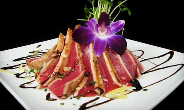 The Temperance House - Edgeboro: $25 Worth of International Cuisine