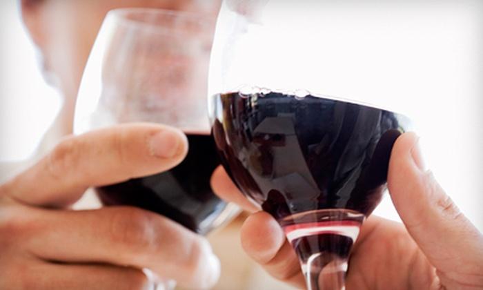 Captain Jack's Tours - West Downtown: $55 for a Santa Ynez Valley Wine-Tasting Tour from Captain Jack's Tours ($110 Value)