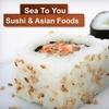 Sea To You Sushi - Brookline Village: $30 for a Vegetarian-Delight Sushi Platter from Sea to You Sushi & Asian Foods ($60 Value)