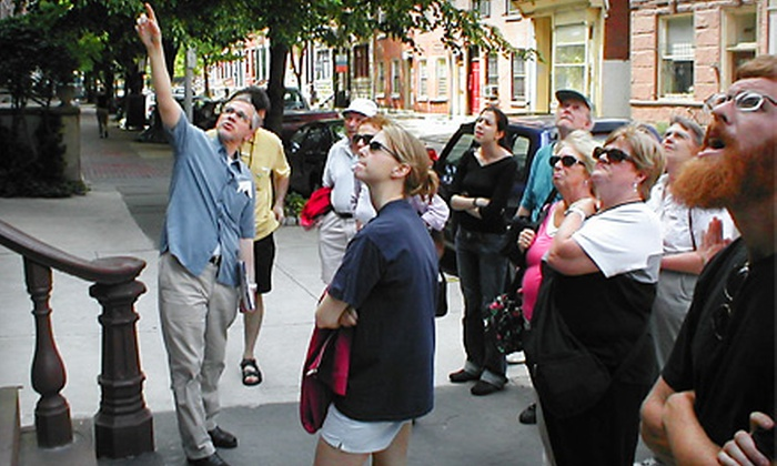 Preservation Alliance for Greater Philadelphia - Center City West: $10 for Architectural Walking Tour for Two from Preservation Alliance for Greater Philadelphia (Up to $20 Value)