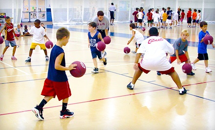 Cleveland Cavaliers Summer Basketball Camp from Aug. 1-5 from 9AM to 2:30PM - Cleveland Cavaliers Summer Basketball Camp in Norwalk