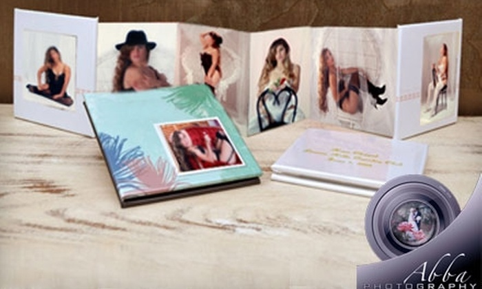 Abba Photography - Longwood: $89 for a One-Hour Boudoir Session Plus an Accordion Mini-Book or Three Hi-Res Digital Images at Abba Photography in Longwood ($300 Value)
