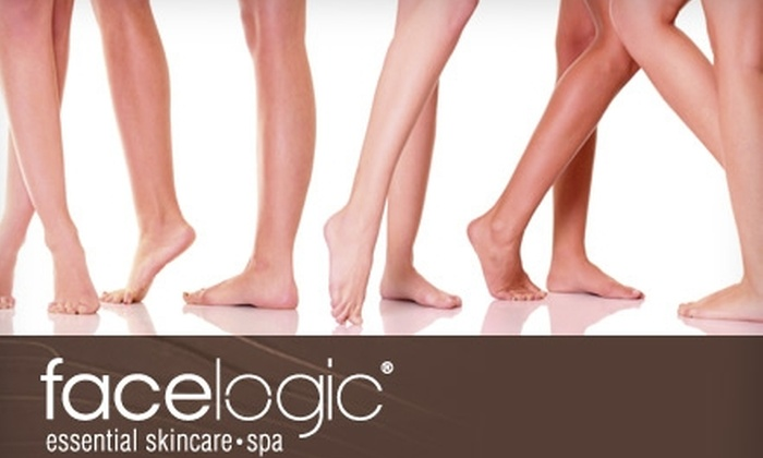 Facelogic Spa - Fairview Park: $19 for a Lower-Leg Wax for Both Legs at Facelogic Spa in Fairview Park ($35 Value)