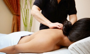 Urbantia House of Healing: Deep Tissue or Sports Massages from R139 at Urbantia House of Healing (Up to 66% Off)