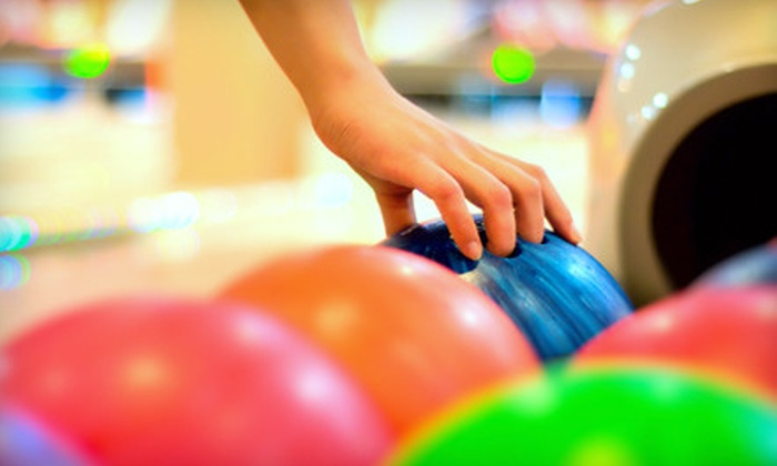 Center Bowl - Anchorage: $20 for Bowling Outing and Shoe Rental for Five People at Center Bowl (Up to $41.25 Value)