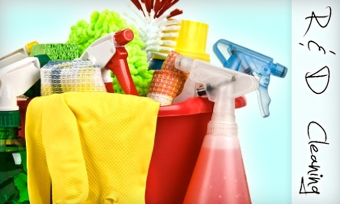 R & D Cleaning - Kingston / Belleville: $37 for a Whole House Cleaning from R & D Cleaning ($75 Value)