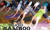 Studio Bamboo Institute of Yoga - Northeast Virginia Beach: $25 for 10 Yoga Classes at Studio Bamboo Yoga in Virginia Beach ($140 Value)