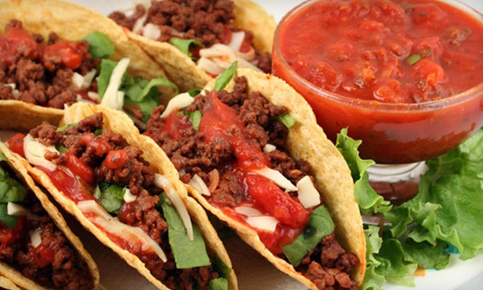 Fuego Tacos - Phoenix: $3 for $10 Worth of Casual Latin Fare and Drinks for a Party of Two or More at Fuego Tacos
