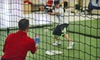 Perfect Practice Athletic Center - Mid-Town Village: $12 for One Hour of Batting-Cage Practice at Perfect Practice Athletic Center ($25 Value)