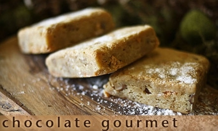 Chocolate Gourmet: $19 for $40 Worth of Treats from Chocolate Gourmet