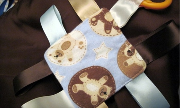 Nana's Nappies : $7 for $15 Worth of Baby Clothing, Toys, Blankets, and More from Nana's Nappies