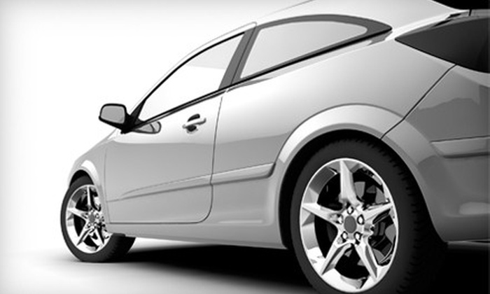 Clean Car Express - Highland Beach: Works Car Wash, Wash-and-Wax Package, or Detailing Package at Clean Car Express in Boca Raton (Up to 64% Off)