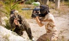 Red TAAG Paintball 4 U - Edison: $15 for a Day-Long Paintball Outing with 200 Paintballs, a CO2 Refill, and Equipment at Red TAAG Paintball 4 U ($34 Value)