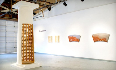 1-Year Individual Membership (a $25 value) - 621 Gallery in Tallahassee