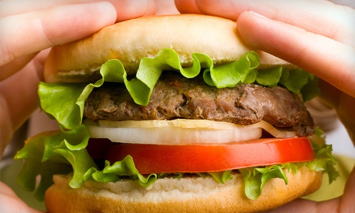 Nova Lounge - Chicago: $20 for Burgers and Beer for Two at Nova Lounge in Addison