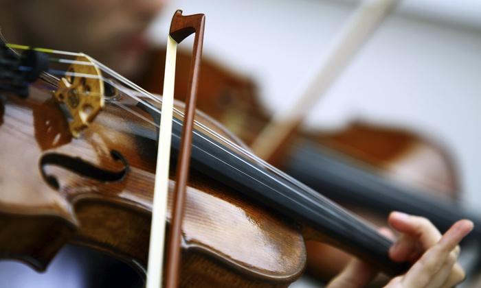 Belo Music Studios - Atlanta: A Private Music Lesson from Belo Music Studios (50% Off)