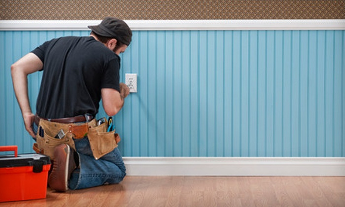 Tru Vizion Solution LLC - Downtown: $59 for Two Hours of Handyman Services from Tru Vizion Solution LLC ($180 Value)