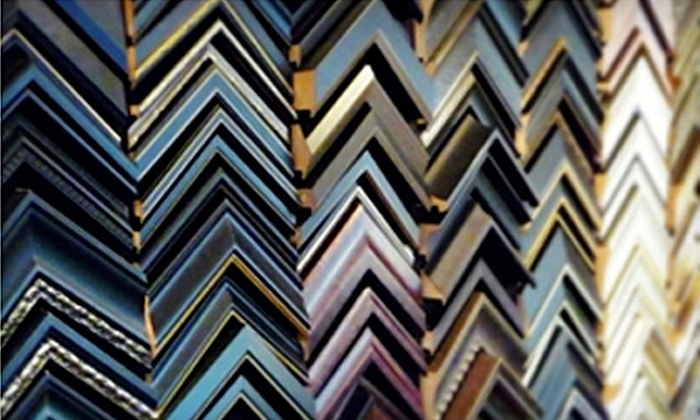 Providence Picture Frame - Providence: $50 for $100 Worth of Custom Framing and Services at Providence Picture Frame
