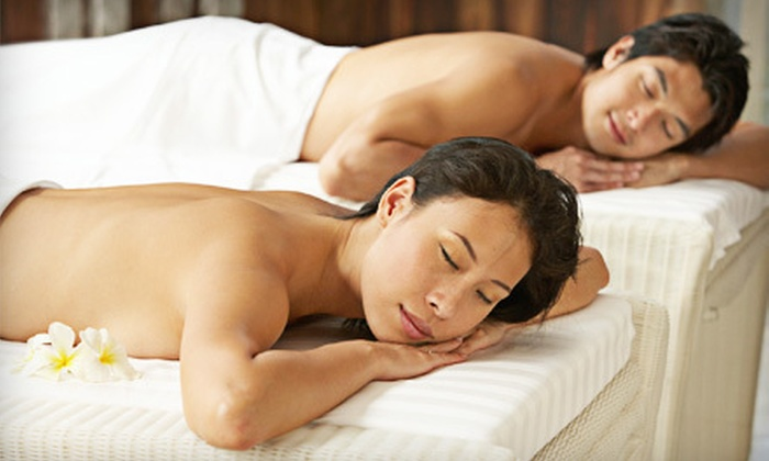 Orchid Bloom Spa - Downtown San Jose: $99 for a Couples Aromatherapy-Massage Package with Tea and Champagne at Orchid Bloom Spa in Los Altos ($220 Value)
