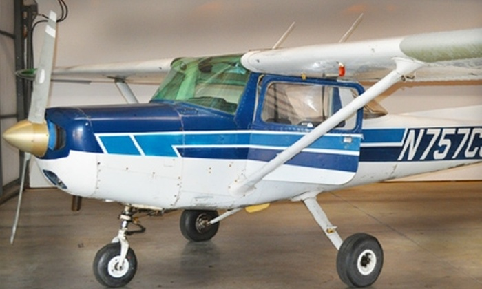 Big Air Aviation - Rutherfordton: $50 for an Introductory Flying Lesson at Big Air Aviation in Rutherfordton ($100 Value)