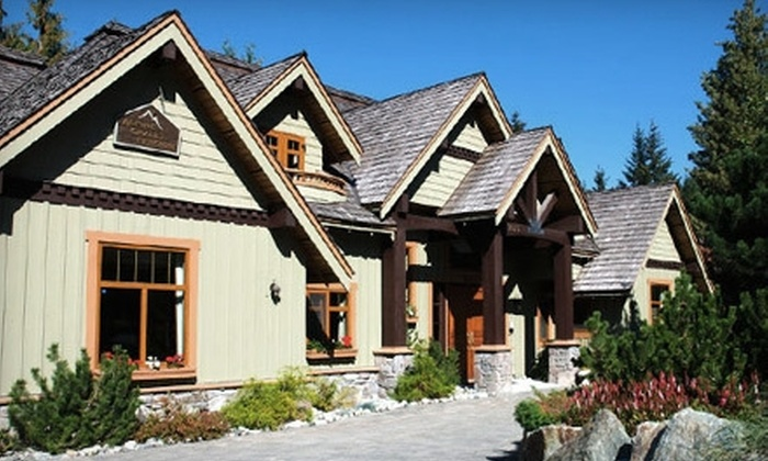 Whistler Alpine Chalet Retreat & Wellness - Whistler: $369 for a Two-Night Stay, Three-Course Breakfasts for Two, and $100 Yoga Voucher at Whistler Alpine Chalet Retreat & Wellness (Up to $738 Value)