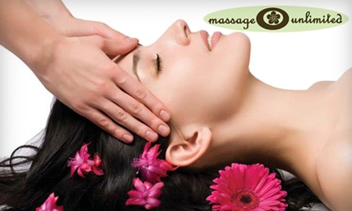 Massage Unlimited - Pelham: $60 for a One-Hour Signature Massage and a Massage Facial at Massage Unlimited in Pelham ($135 Value)