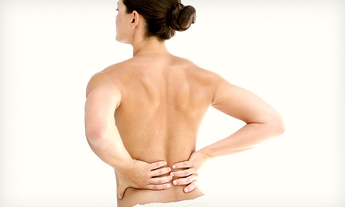 Canadian Decompression and Pain Centers - South End: $29 for a Three-Stage Spinal-Decompression Treatment at Canadian Decompression and Pain Centers ($442.50 Value)