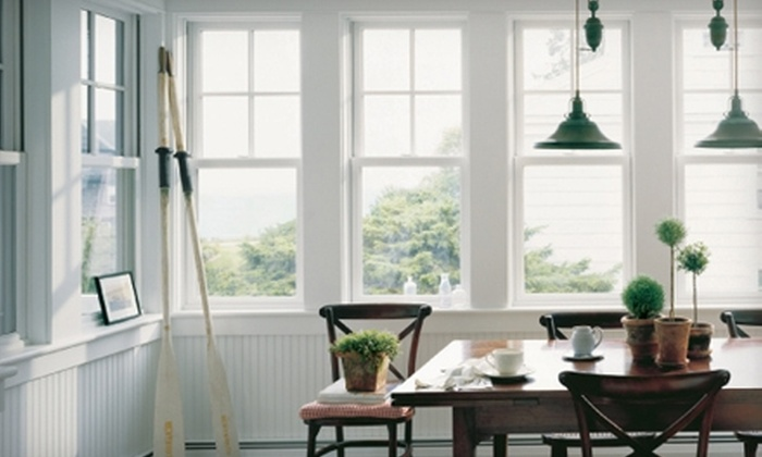 BH Kruper Construction - Van Nuys: $250 for $500 Worth of Windows, Doors, Shutters, and More at BH Kruper Construction