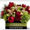 Seasons Floral & Gift Boutique - Sovana: $20 for One Deck the Halls Home Decorating Class at Seasons Floral & Gift Boutique ($49 Value)