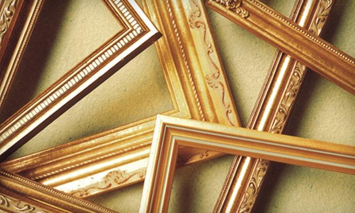 Framery & Gallery - Northeast Pensacola: $39 for $100 Worth of Custom Framing at Framery & Gallery