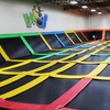 $10 for Trampoline-Arena Time in North Las Vegas