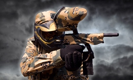 Paintball Package for One (a $35 value) - My Ultimate Paintball Xperience in