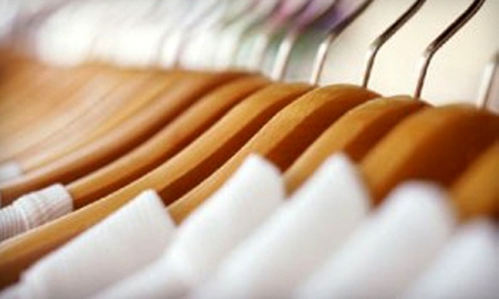 Flindall's Cleaners - Multiple Locations: $10 for $20 Worth of Dry-Cleaning and Laundry Services at Flindall's Cleaners