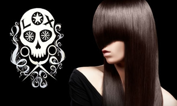Lox Salon - Old City: $25 for $50 Worth of Services and Products at Lox Salon