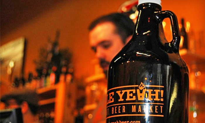 Ale Yeah! Craft Beer Market - Decatur: Beer Packages at Ale Yeah! Craft Beer Market in Decatur