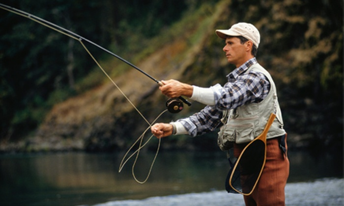 Dickson Flyfishing - Arlington: 2.5-Hour Fly-Fishing and Casting Lesson from Dickson Flyfishing in Arlington