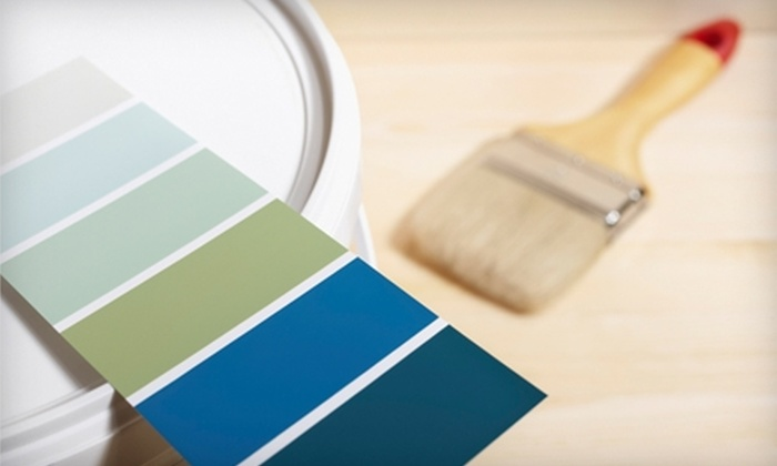 W.J. Andriot's - Shelbyville: $49 for $100 Worth of Paint, Wallpaper, Blinds, and Flooring at W.J. Andriot's in Shelbyville
