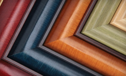 $100 Groupon to Frame Up - Frame Up in Charleston