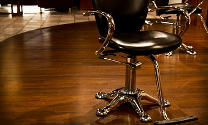 Robert Arriaga Salon - Central Business District - Downtown: $40 for $80 Worth of Cuts, Colors, Waxing, and More at Robert Arriaga Salon
