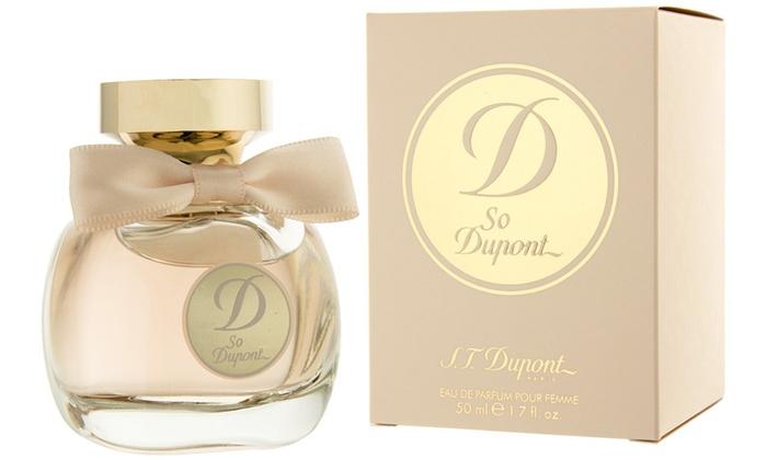 De Eau Pour 50ml Dupont Femme Parfum So mNwv8n0