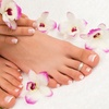46% Off Mani-Pedi Package at Spa Zenaida