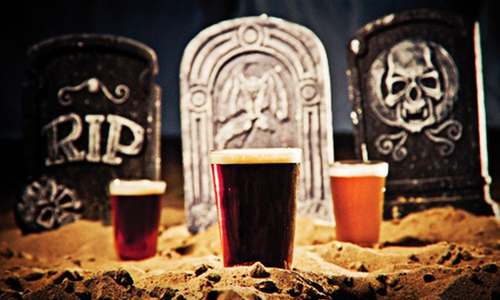 Horny Goat Hideaway - Bay View: General or VIP Visit for Two, Four, or Six to Haunted Brew Fest on October 27, at Horny Goat Hideaway (Up to 56% Off)
