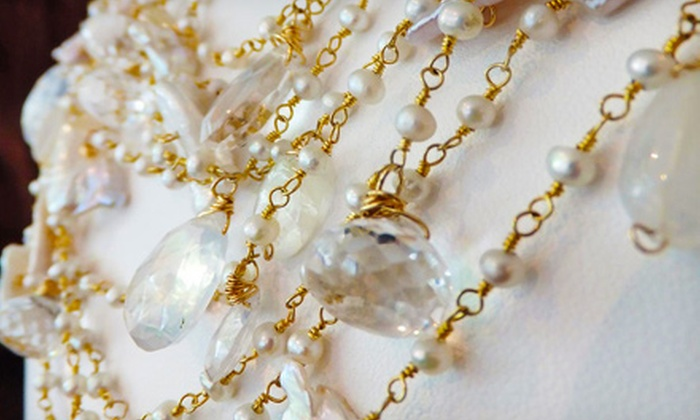Bella Joli - Longfellow: Artisan Jewelry, Accessories, and Gifts at Bella Joli (Half Off). Two Options Available.