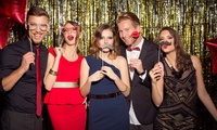 Three-Hour Photobooth Hire with Prints at Propsphotobooths