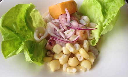 Peruvian Cuisine at La Cuisine (Up to 45% Off). Two Options Available.